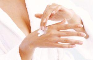 Уход за руками питание кремами