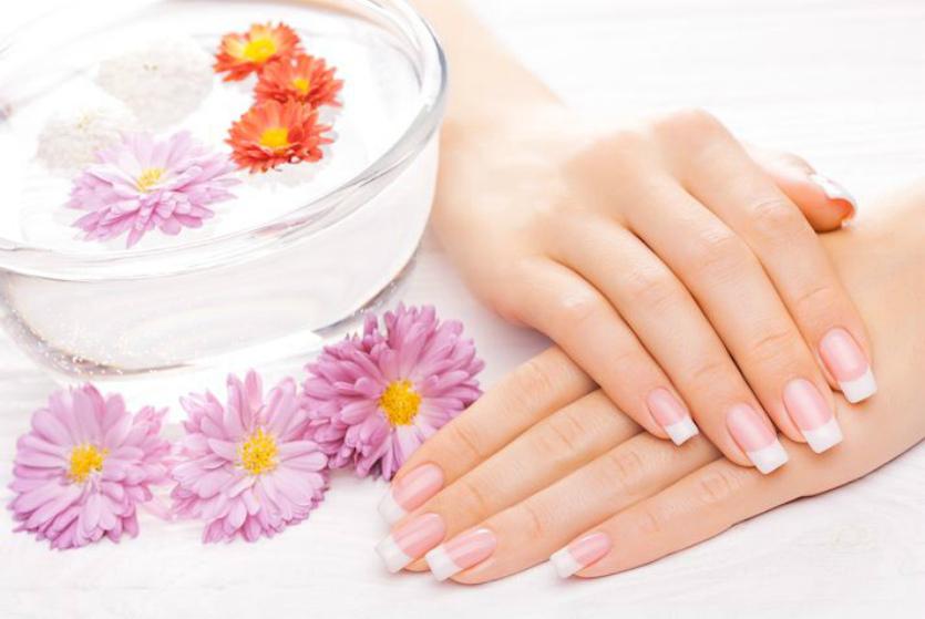 как укрепить слоящиеся ногти в домашних условиях