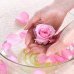 Как сделать кожу руг бархатной а ногти крепкими