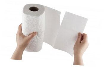 Маникюрные салфетки бумажные