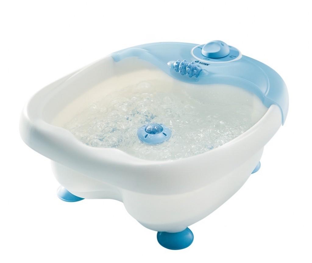 Ванночка для ног с массажем