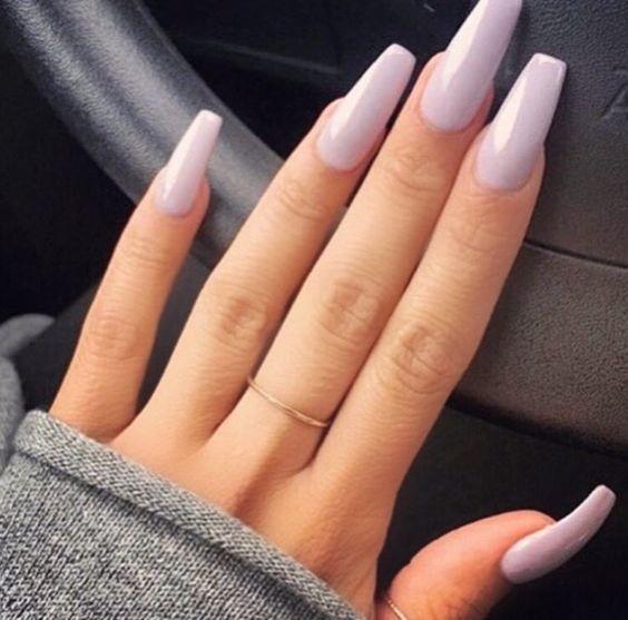 Очень красивые нарощенные ногти гелем фото