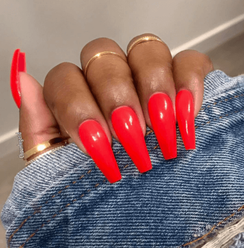 Ногти гробики